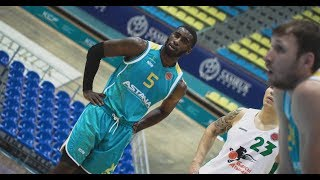 Hightlits of the match National league: «Astana»— «ASU Barsy Atyrau» (Game 2)