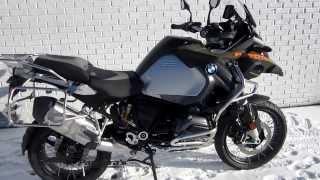 9. NEW 2014 BMW R 1200 GS Adventure Wethead