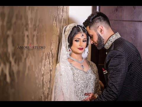 Saif & Sumaiyah Pakistani Cinematic Wedding Highlights | Grand Sapphire | O Saathi Atif Aslam