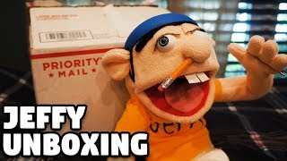 Jeffy Puppet Unboxing