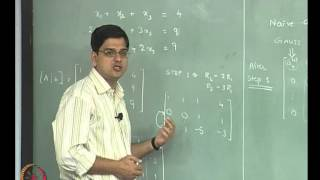 Mod-03 Lec-06 Linear Equations Part 4