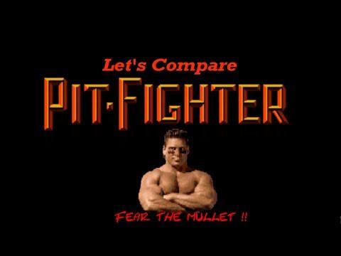 Pit-Fighter Atari