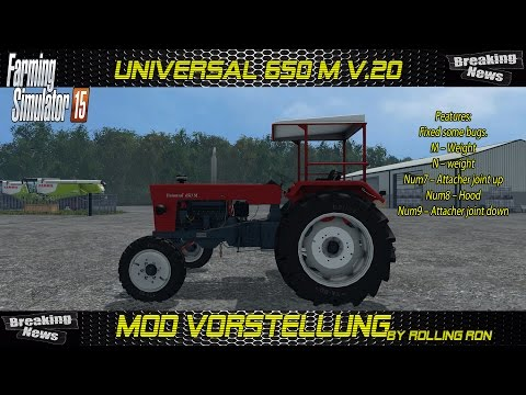Universal 650M Export v2.0