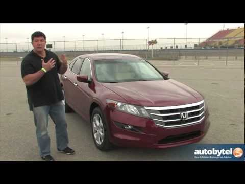 2012 Honda Crosstour: Video Road Test and Review