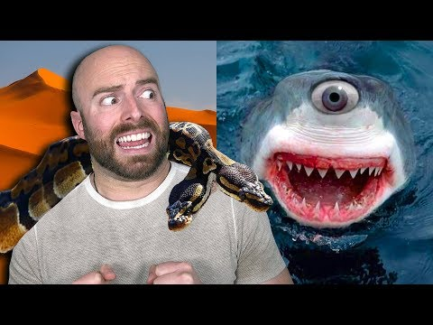 10 CRAZY Mutated Animals That Actually Exist!