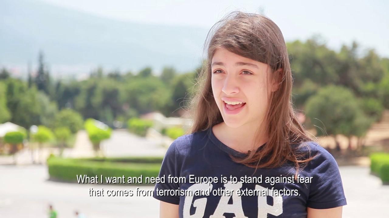 #GR40EC – Τι θέλω από την Ευρώπη