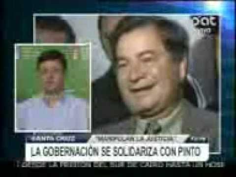 Oscar Ortiz – Gobernacion de Santa Cruz se solidariza con Senador Pinto – Red PAT