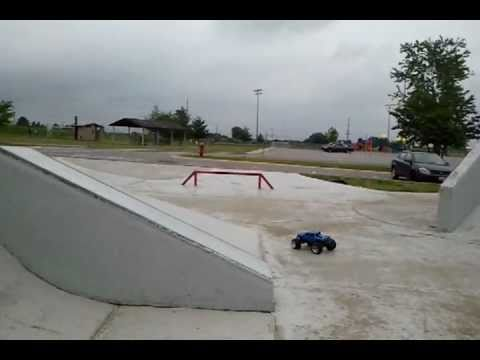 Revo 3.3 Skate Park Clarksville Tn