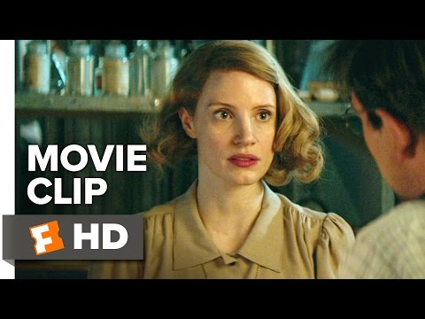 The Zookeeper's Wife The Zookeeper's Wife (Clip 'Bring Them Out')