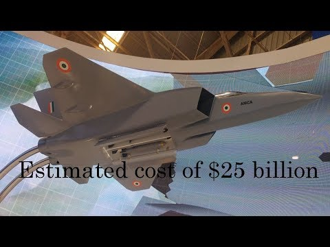 India's Stealth Fighter will be...
