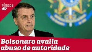 Veta, Bolsonaro