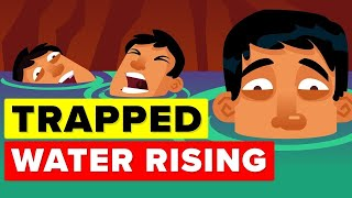 Trapped In A Cave With Water Rising - Thai Cave Rescue