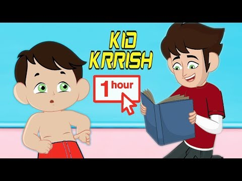 Kid Krrish Full Movie | kid Krrish Movie 1 | Full Movie in Hindi | Hindi Cartoons For Children
