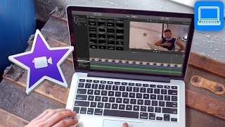 iMovie, como editar videos facilmente en Mac