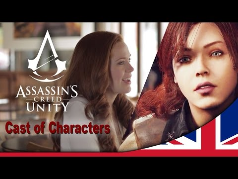 assassins - Assassin's Creed Unity is full of charismatic characters. Meet the actors behind Arno Dorian, Elise, Napoleon and more. Learn how they have embodied their character, allowing Assassin's Creed...