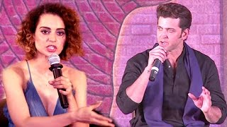Video ANGRY Kangana Ranaut's Mind Blowing Reply To Hrithik Roshan's INSULT In Public MP3, 3GP, MP4, WEBM, AVI, FLV Oktober 2017