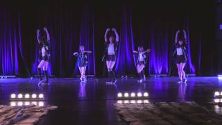 STEP Recital 2015 Act2.3 - Break Free (Girls HipHop)