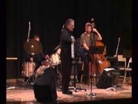 Frank Marocco, accordion - Oblivion by Astor Piazzolla