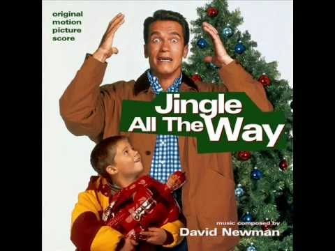 Jingle All The Way Arnold Schwarzenegger Put That Cookie Down (Swede Mason Mix ) AUDIO