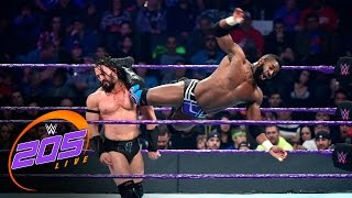 Nonton Cedric Alexander Vs  Neville  Wwe 205 Live  Jan  24  2017 Film Subtitle Indonesia Streaming Movie Download