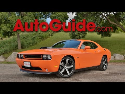 2014 Dodge Challenger R/T Shaker Review