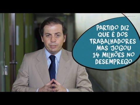Rodrigo de Castro: partido dos trabalhadores ou do desemprego?