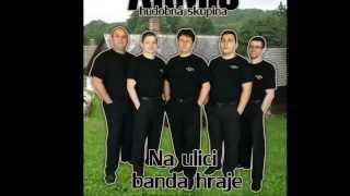 Video Ukážka CD - Na ulici banda hraje - skupina ARMIS