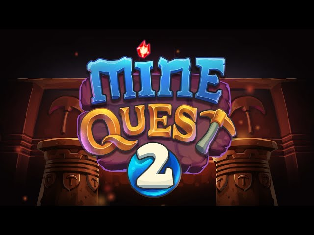 Видео к игре Mine Quest 2