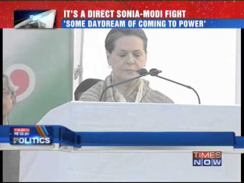 Sonia Gandhi - The attacks are getting increasingly personal as the battle for 2014 gains pace. BJP's Prime Ministerial candidate Narendra Modi and Congress President Sonia...