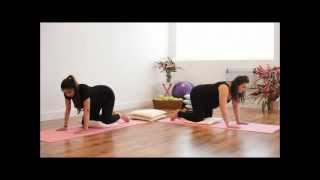 Yoga for Pregnancy YouTube video