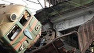 ШОК! Крушение поезда в Мариуполе или размышления о произошедшем.