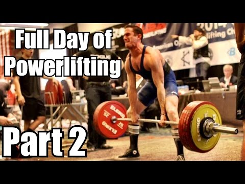 powerlifting - Part 1- https://www.youtube.com/watch?v=I_uIpp-kgLk&list=UURZAa0ay5dZT71_efD-YlOg ▻5% off all MTS Nutrition products at http://www.tigerfitness.com/?Click=94082 Use code
