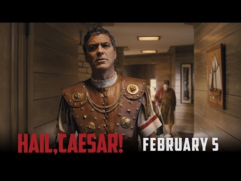 Hail Caesar  Official Trailer 2 Starring George Clooney and Scarlett