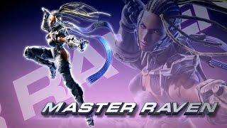 Trailer Bob & Master Raven