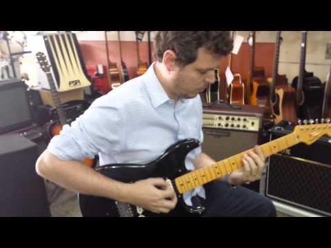 David Gilmour Relic Custom Shop