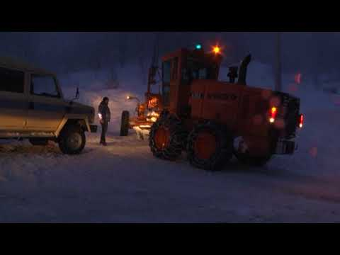 Kar ekipleri köy yollarını açık tutuyor