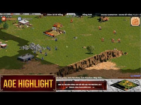 AOE HighLights - Hồng Anh quá phũ nhưng gặp một Chim Sẻ quá lì lợm và chày cối