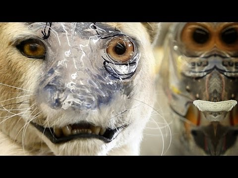 Animatronic - SUBSCRIBE to SWSCA on YouTube: http://bit.ly/Zp70T4 Animatronic Character Creation with FX Wizard Rick Lazzarini Watch FULL LESSON: https://www.stanwinstonsc...