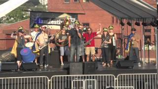 Hartford Hot Several perform at I AM Festival 2015