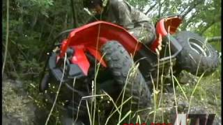 9. ATV Television - 2003 Yamaha Kodiak 450 Test