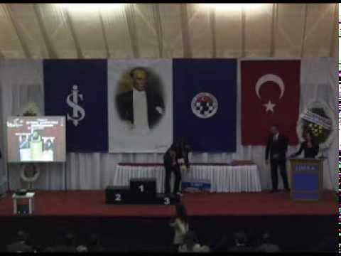 2012 Türkiye Satranç Şampiyonası Kapanış Töreni