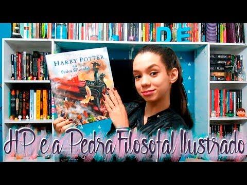 Harry Potter e a Pedra Filosofal Ilustrado | Sacudindo as Palavras