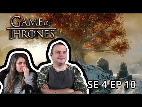 Game of Thrones Season 4 Episode 10 'The Children' REACTION