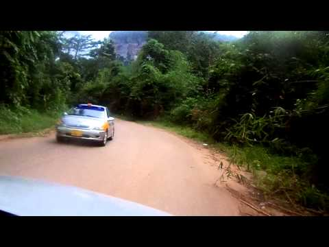 KWAHU - Coming back from kwahu tafo.... i just had to record this little scenery. I will definitely do a better job next time, but i was going through something at t...