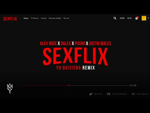Alex Rose ft. Dalex, Justin Quiles & Pusho - Yo Quisiera (Remix) [Audio Oficial]