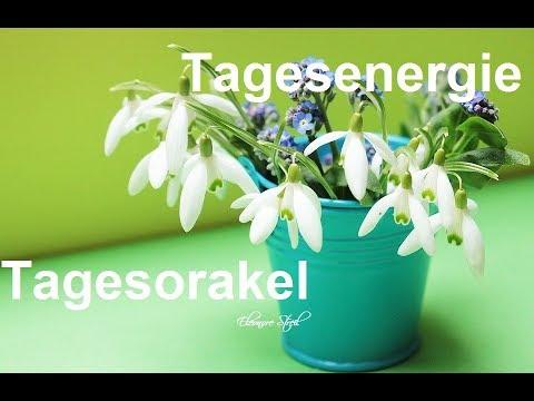 Tagesorakel –  Montag 19.03.2018 видео