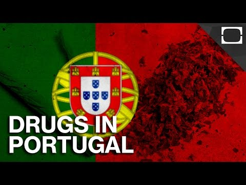How Portugal Won Its War On Drugs