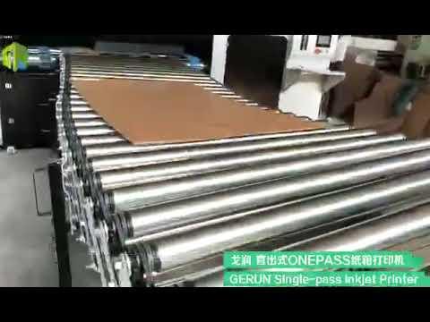 Máy in phun cho thùng carton - 7
