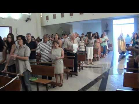 Missa da Páscoa em  Sorocaba