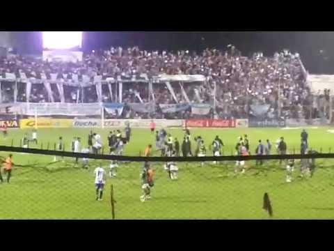 hinchada Atletico tucuman 2 sp belgrano 0 - La Inimitable - Atlético Tucumán